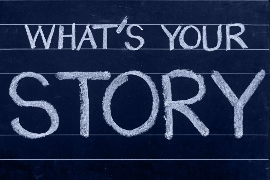 Whats Your Story Bigger