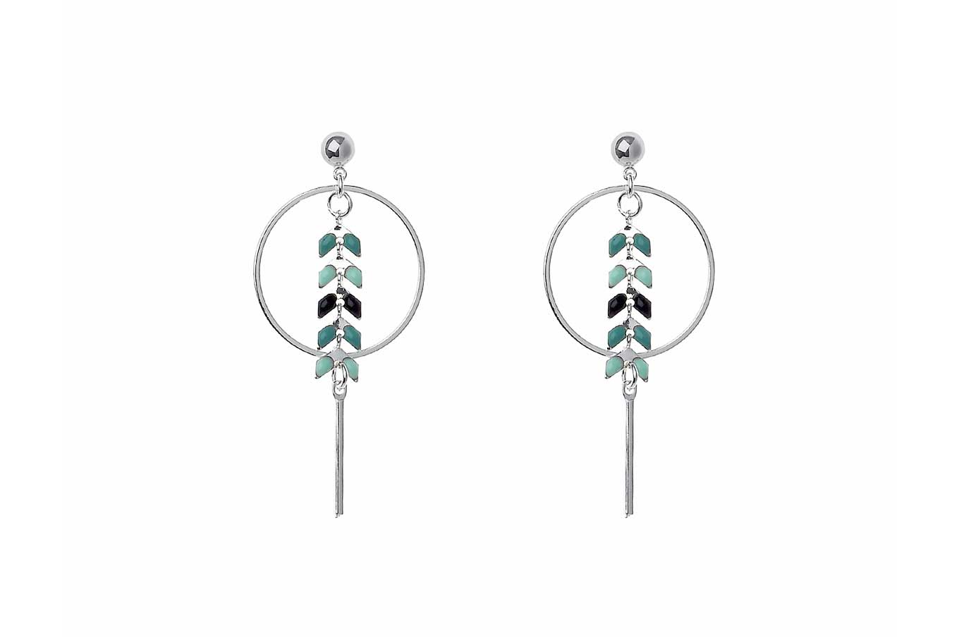 Earrings EARQ5222-1