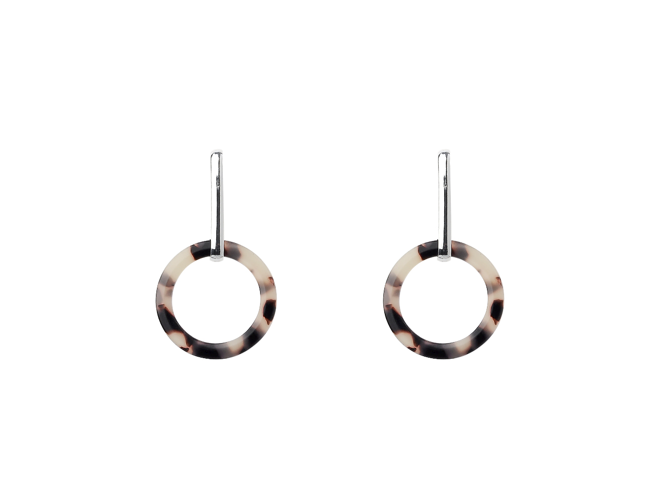 Earrings MCN-32246-ERSIL