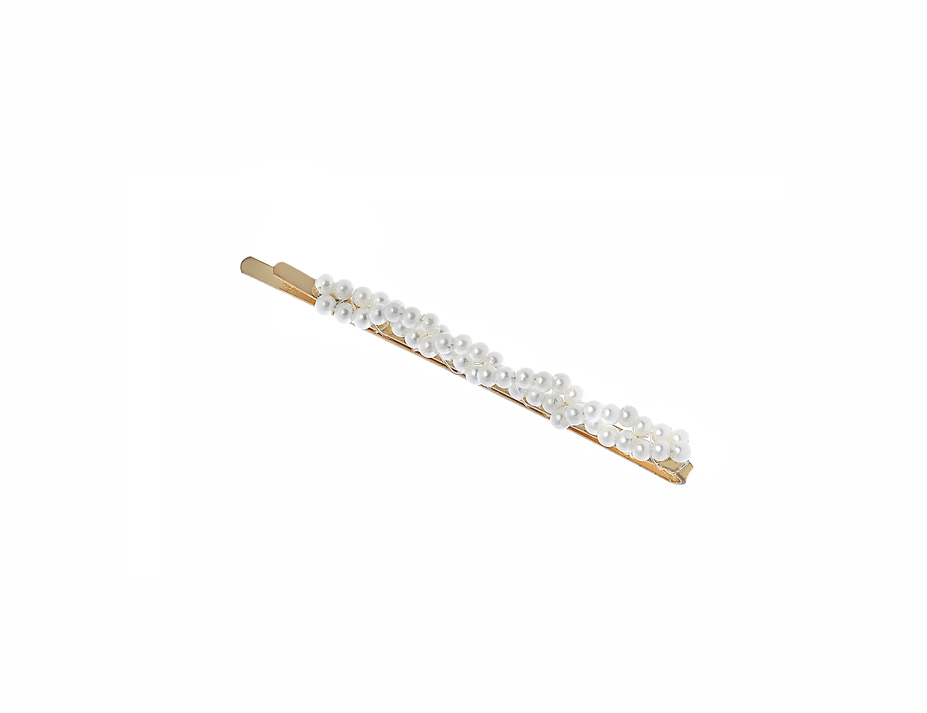 Faux pearl Hair Slide