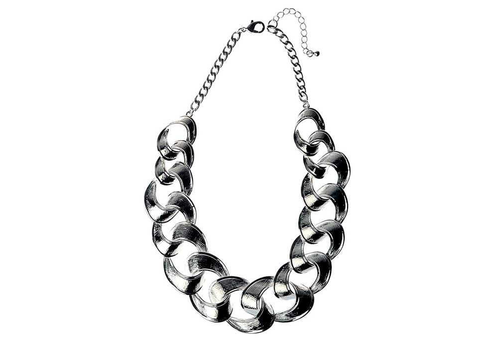 Necklaces NT5620-SIL